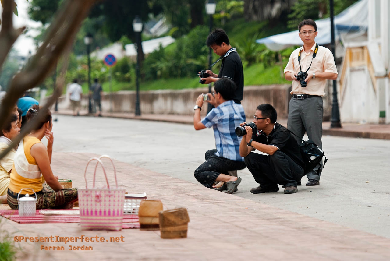 Xinese tourist