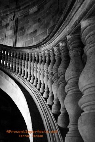 Palace banister